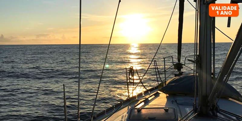 Passeio de Veleiro em exclusivo no Rio Tejo - 3 Horas | Até 8 pessoas | Sail in Lx