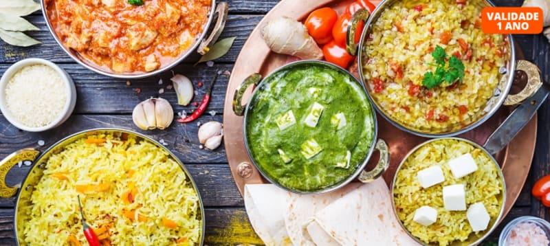 Thali Vegan para Dois   Segredos de Goa - Av. Duque Loulé