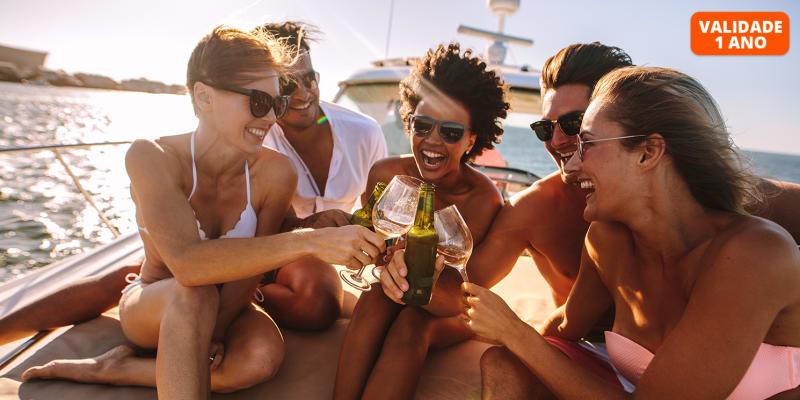 Passeio de Veleiro no Tejo para 10 Pessoas com Welcome Drink | 1h30 | Pypas Cruises
