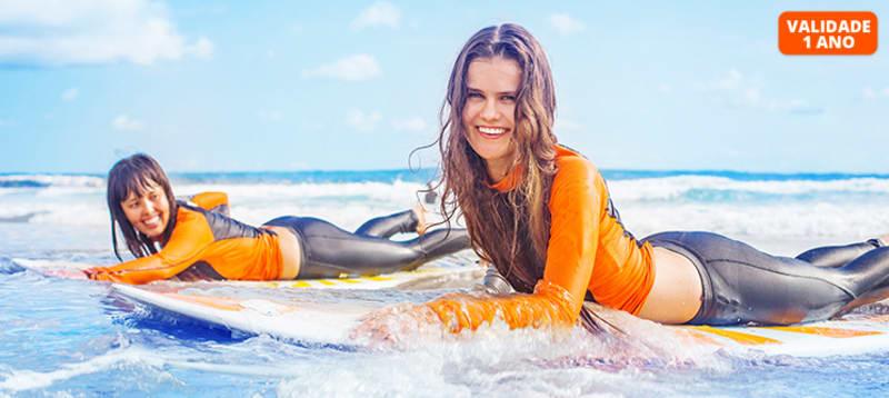 Aula de Surf na Praia Grande | Soulspot - Sintra