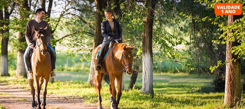 Passeio a Cavalo pela Serra do Gerês! 45 Minutos | 1 ou 2 Pessoas