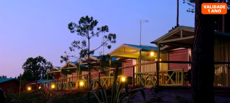 Vale Paraíso Natur Park - Nazaré | 1 ou 2 Noites em Apartamento T0