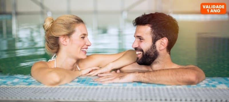Hot Spa para Dois! Circuito Spa & Massagem com Pindas Quentes | Spa Satsanga Vila Galé
