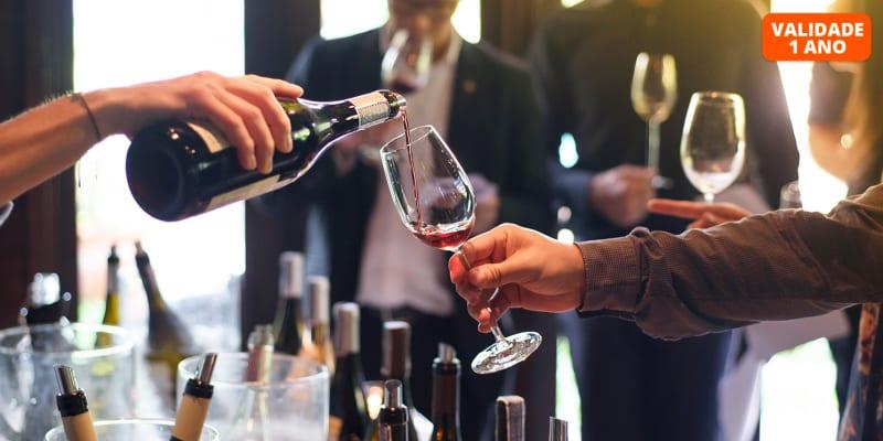 Curso de Iniciação à Prova de Vinhos   Nível I - Lisboa   4 Horas