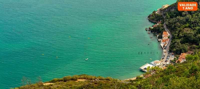 Hikking Tour | Arrábida ou Sintra | 1, 2 ou 4 Pessoas