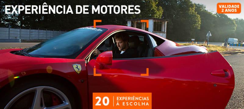 Experiência de Motores   20 Actividades à Escolha