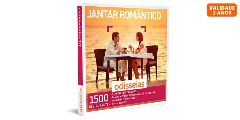 Jantar Romântico | 1500 Experiências
