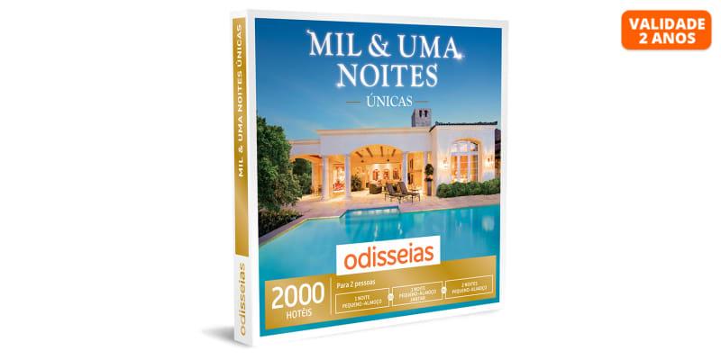 Mil & Uma Noites Únicas | 2000 Hotéis