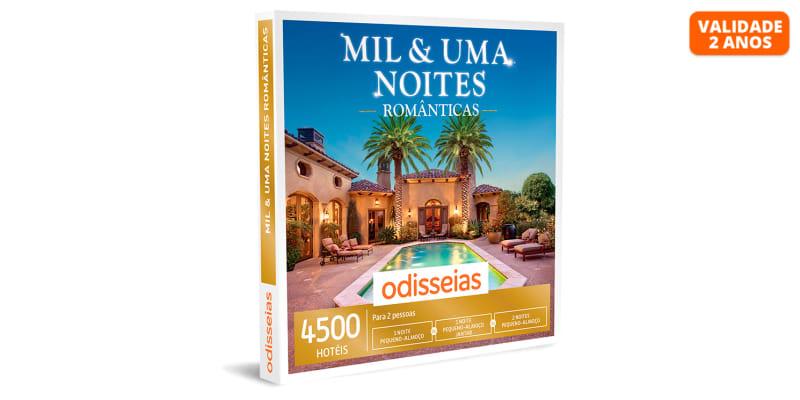 Mil & Uma Noites Românticas | 4500 Hotéis