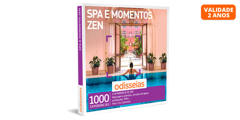 Spa e Momentos Zen | 1000 Experiências