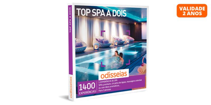 Top Spa a Dois | 1400 Experiências