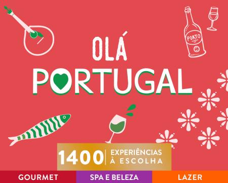 Olá Portugal | 1400 Experiências
