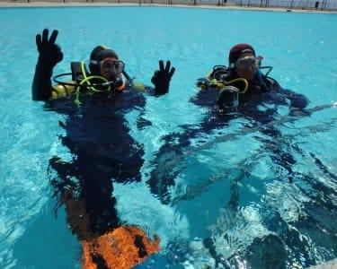 Baptismo de Mergulho em Piscina Oceânica | 2 Horas - Oeiras