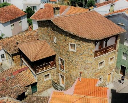 Casa da Praça - Pampilhosa da Serra | Estadia em Turismo Rural