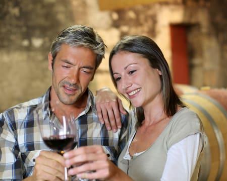 Visita à Adega + Prova Comentada de 5 Vinhos para Dois   Boas Quintas - Mortágua