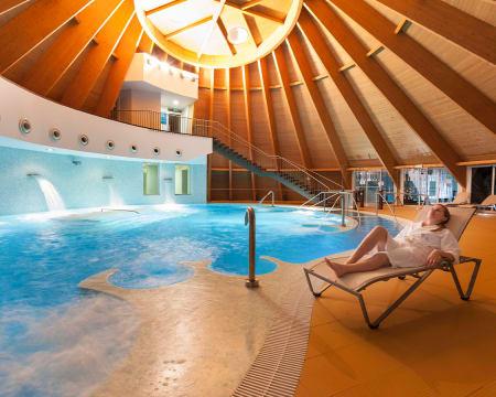 Cró Hotel & SPA 4* - Guarda | Estadia & Spa a Dois com Piscina Dinâmica e Opção Jantar