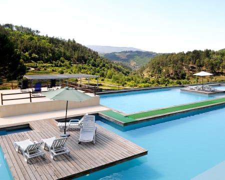 Douro Cister Hotel Resort 4* - Douro   Escapadinha Vista Rio & Spa com Opção Meia-Pensão