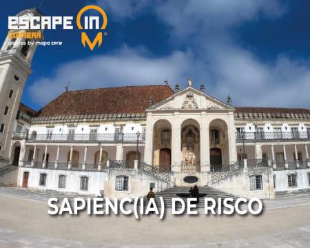 Escape in City - Coimbra | Resolva o Enigma da Sebenta e Passe no Exame Final! Até 5 Pessoas