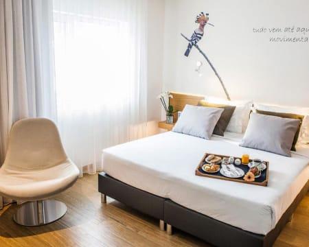 Hotel TRYP Leiria 4*   Escapadinha a Dois no Centro de Portugal