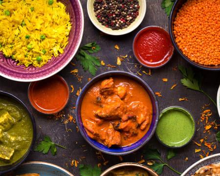 Aula de Culinária Vegetariana Online em Directo | Cozinhas do Mundo – Índia | Raquel Vida