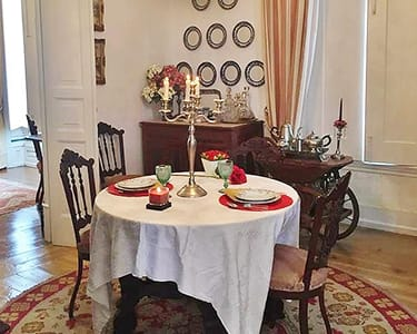 Jantar Romântico em Salão Apalaçado do Século XIX + Opção de Passeio a Cavalo a Dois   Alenquer