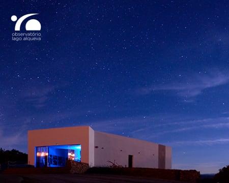 Sessão Astronómica no Observatório do Lago Alqueva - Entrada de Jovem ou Criança | Monsaraz