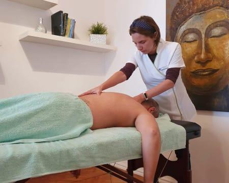 Massagem de Relaxamento - 45 Minutos   OsteoPratas - Areeiro