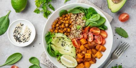 Aula de Refeições Vegetarianas Simples, Rápidas e Fáceis Online em Directo | Raquel Vida