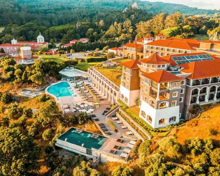 Penha Longa Resort 5* - Sintra   Estadia & Spa de Sonho com Opção Jantar e Massagem