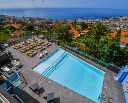 Quinta Mirabela 5* - Funchal   Estadia & Spa de Sonho com Opção Jantar