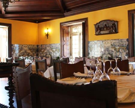 Sugestão do Chef d' O Peregrino para Dois c/ Vista para o Rio Minho   Boega Hotel - Vila Nova Cerveira