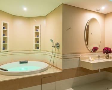 Banho Aromático em Jacuzzi & Esfoliação Corporal 1h45   Spa Vila Galé - 3 Locais