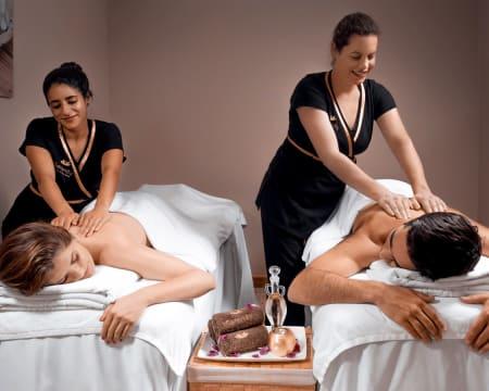 Serenity Spa - Sheraton Cascais Resort 5*   Massagem Relaxante Localizada a Dois   Quinta da Marinha