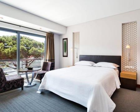 Sheraton Cascais Resort 5* - Hotel & Residences   Estadia & Spa de Luxo com Opção Pensão Completa