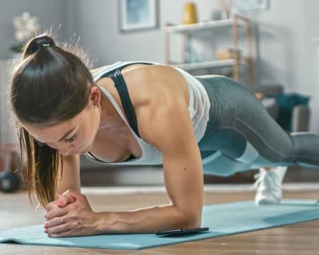 Treino Online em Directo para Emagrecimento e Definição Muscular - 45 Min   A Minha PT