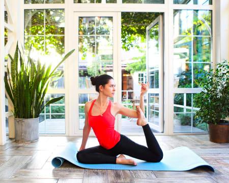 Meditação, Yoga e Relaxamentos com Nélson Furtado