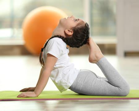 Aulas de Yoga e Meditação para Crianças Online em Directo - 45 Min | Pirilampos