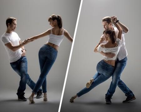 Aula Live de Bachata - 45 min | Sónia e Leandro Feel the Dance