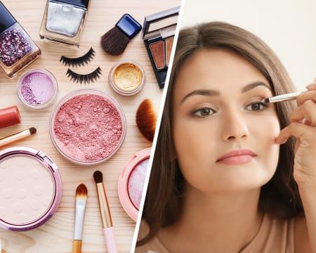 Aula de Iniciação à Maquilhagem Online em Directo + E-book - 1h30 | Make:up Artist
