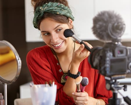 Aula de Auto-Maquilhagem Online em Directo - 1h | Sónia José Makeup Artist