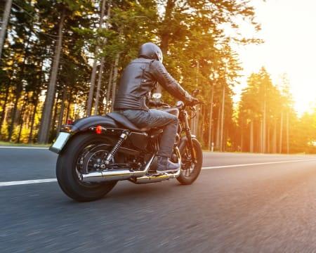 Experiência de Condução em Harley Davidson Street Glide - Rota com GPS | Soulful Bikes - Faro