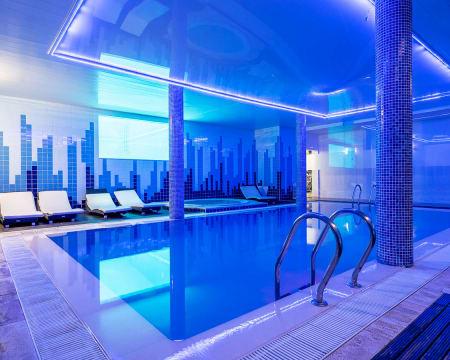 Circuito de Spa + Massagem para Dois   Hotel Ílhavo Plaza & Spa 4*