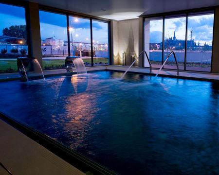 Circuito de Spa + Massagem para Dois - 1h30   Hotel Villa Batalha 4*