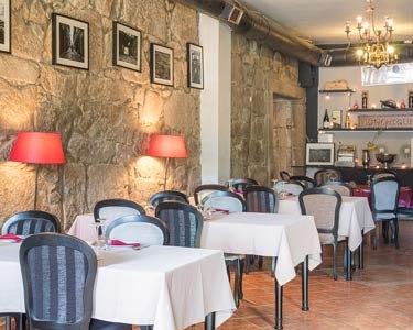 Monchique Tapas Bar | Jantar a Dois
