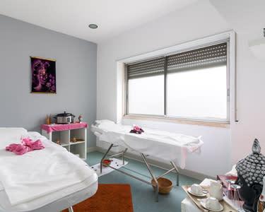 Massagem de Relaxamento | 2 Pessoas - 30 Min. | Clínica Bellíssima