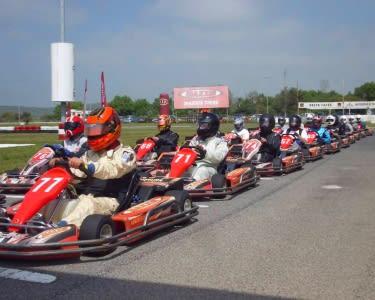 Karting 200cc   Évora