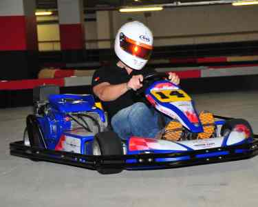 Kart Indoor a 2 | Algarve