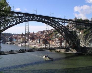 Cruzeiro 6 Pontes | 2 Pessoas - 1 Hora | RentDouro