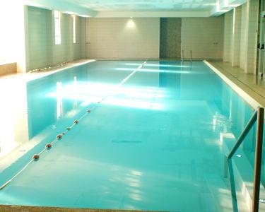 Piscina e Vichy | Hotel Bienestar Termas de Vizela