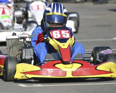 Karting 200cc | 2 Pessoas - 20min | Kartódromo de Évora